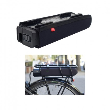 Housse Fahrer batterie Shimano Porte-bagages