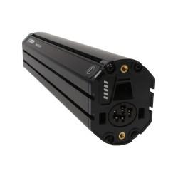 Batterie Bosch Powertube 500 Wh verticale.