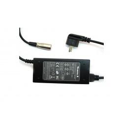 Chargeur Tranzx 36V 4 Ah 5 pins.